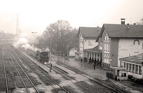 Краљевачка железничка станица