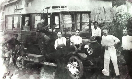 Autobus Radomirovića