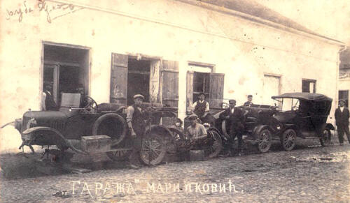 Прво транспортно предузеће