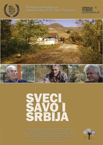 Свеци, Саво и Србија