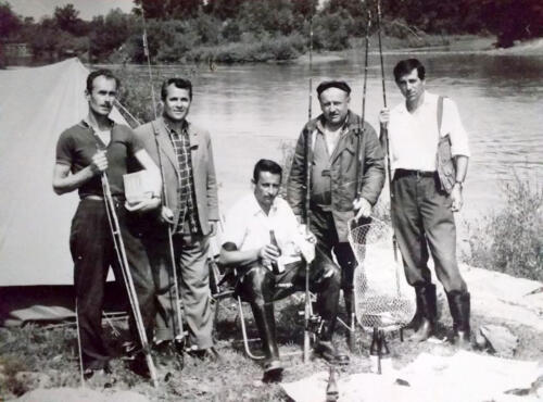 Краљевачки риболовци